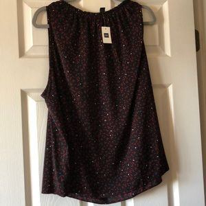 NEW Gap Sleeveless Blouse